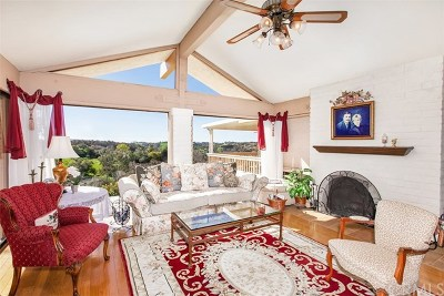 Fallbrook Single Family Home For Sale: 1339 Via Vista