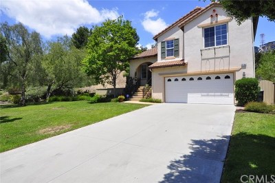 Signal Hill Single Family Home For Sale: 2180 Bay View Drive