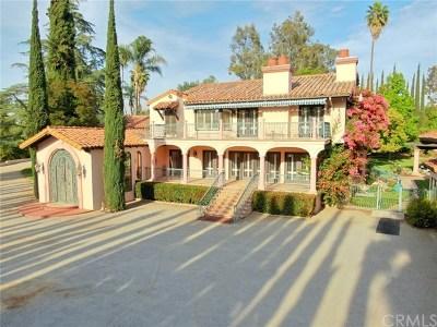 Riverside Single Family Home For Sale: 1504 Bradley Street