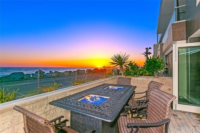 Oceanside Condo/Townhouse For Sale: 700 S The Strand #107
