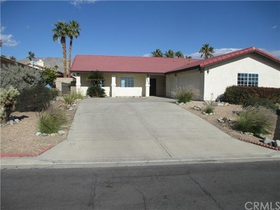 Desert Hot Springs Single Family Home For Sale: 64478 Brae Burn Avenue