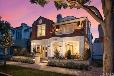 Single Family Home For Sale: 2149 E Ocean Boulevard