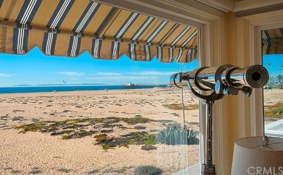 Newport Beach Rental For Rent: 1119 E Balboa Boulevard #A