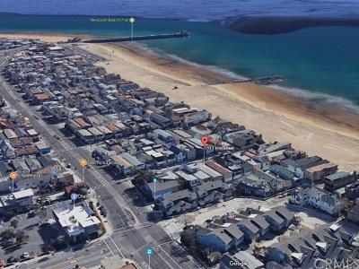 Newport Beach CA Multi Family Home For Sale: $2,450,000