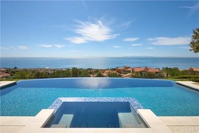 Newport Coast Single Family Home Sold: 42 Deep Sea