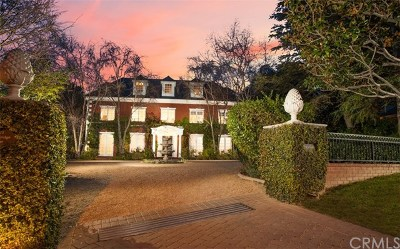 San Juan Capistrano Single Family Home For Sale: 27972 Golden Ridge Lane