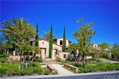 Ladera Ranch Single Family Home For Sale: 11 Fox Hole Road