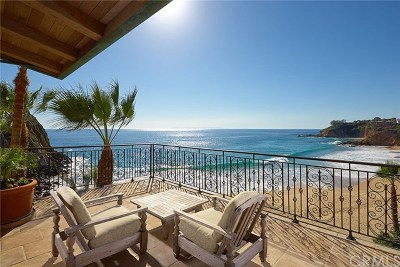 Laguna Beach Single Family Home For Sale: 2431 Riviera Drive