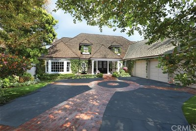 Newport Beach Single Family Home For Sale: 4 Cherry Hills Lane
