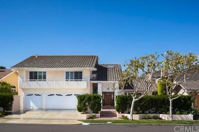 Corona Del Mar Single Family Home For Sale: 3801 Park Green Drive