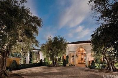 Laguna Beach Single Family Home For Sale: 2585 Riviera Drive