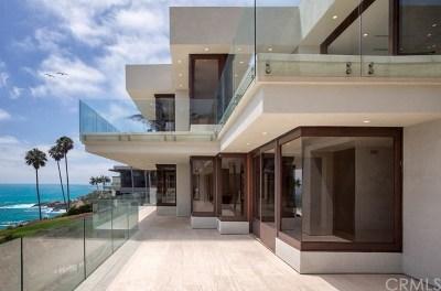 Laguna Beach Single Family Home For Sale: 2475 S Coast