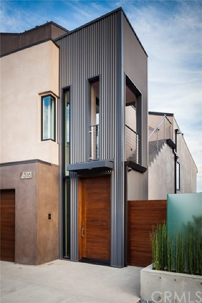 Corona del Mar Single Family Home For Sale: 316 Hazel Drive