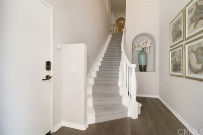 Newport Coast Condo/Townhouse For Sale: 17 Saraceno