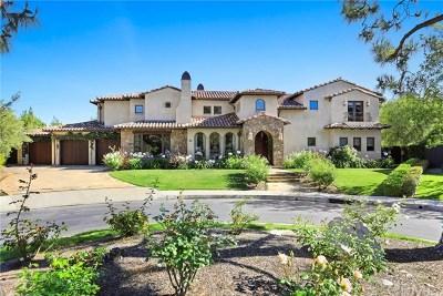 Big Canyon Custom (Bccs) Single Family Home For Sale: 46 Braeburn Lane