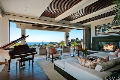 Laguna Beach Single Family Home For Sale: 1000 Flamingo Road