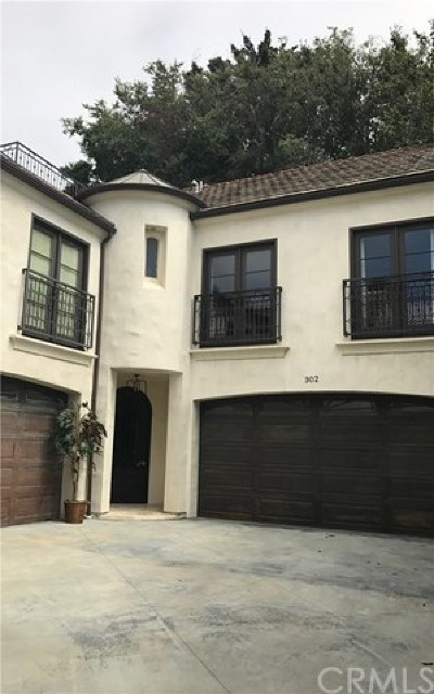 Newport Beach Rental For Rent: 302 Catalina Drive