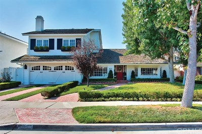Newport Beach Single Family Home For Sale: 1845 Port Westbourne