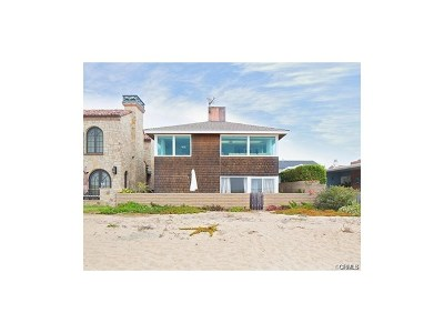 Newport Beach Rental For Rent: 1560 E Oceanfront
