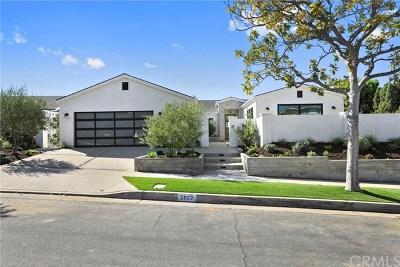 Newport Beach Single Family Home For Sale: 2827 Alta Vista Drive