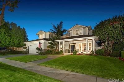 Newport Beach Single Family Home For Sale: 2007 Leeward Lane