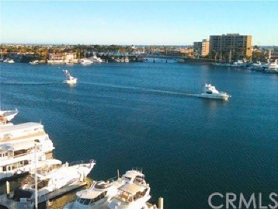 Newport Beach CA Condo/Townhouse For Sale: $1,350,000