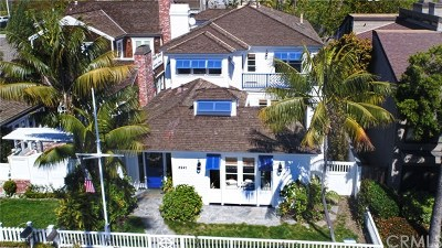 Newport Beach Single Family Home For Sale: 2541 Crestview Drive