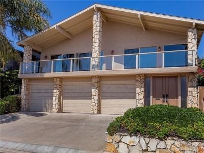 Laguna Beach Single Family Home For Sale: 17 N Callecita