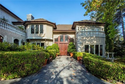 San Juan Capistrano Single Family Home For Sale: 30922 Steeplechase Drive