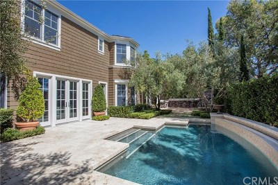 Newport Beach Single Family Home For Sale: 9 Colonial Drive
