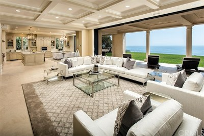 Newport Coast Single Family Home For Sale: 35 Offshore