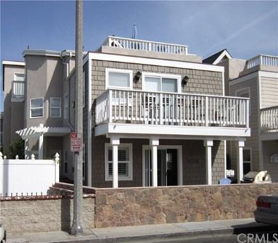 Newport Beach CA Condo/Townhouse For Sale: $1,799,000