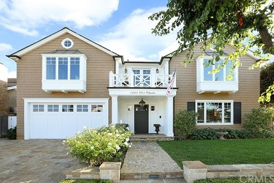 Newport Beach Single Family Home For Sale: 1725 Port Charles Place