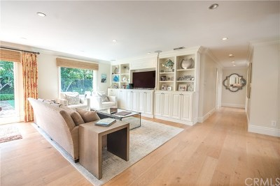 Corona Del Mar Single Family Home For Sale: 1531 Santanella