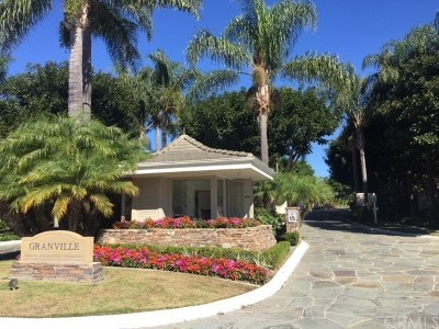 Newport Beach, Corona Del Mar, Newport Coast Condo/Townhouse For Sale: 1051 Granville Drive