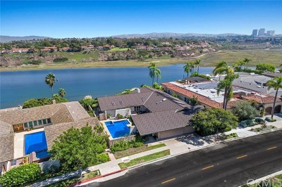 Newport Beach Single Family Home For Sale: 1924 Galaxy Drive