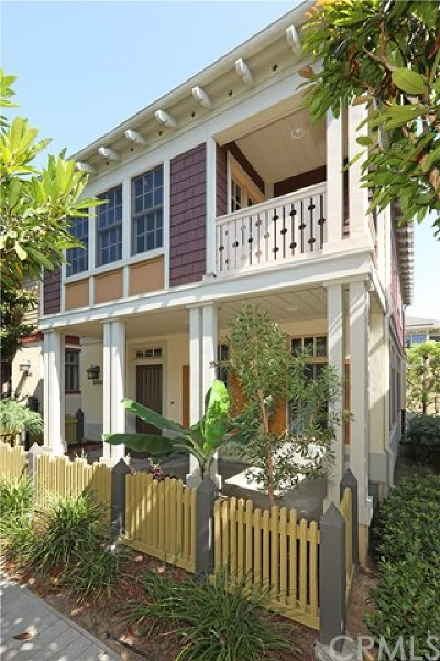 Condo/Townhouse For Sale: 2606 Bungalow Place