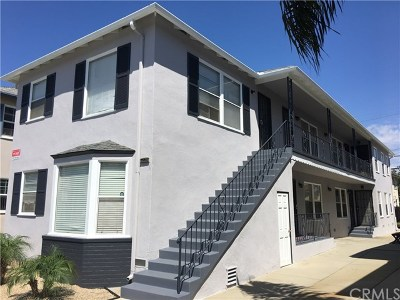 Long Beach Multi Family Home For Sale: 5279 E. The Toledo