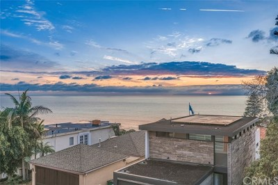 Laguna Beach Single Family Home For Sale: 167 Nyes Place