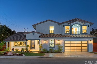 Newport Beach Single Family Home For Sale: 601 Michael Place