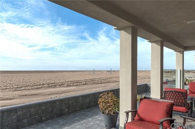 Newport Beach Single Family Home For Sale: 600 W Oceanfront