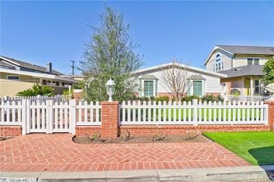 Newport Beach Single Family Home For Sale: 435 Aliso Avenue