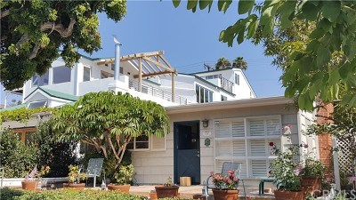 Corona del Mar Single Family Home For Sale: 616 Poinsettia Avenue