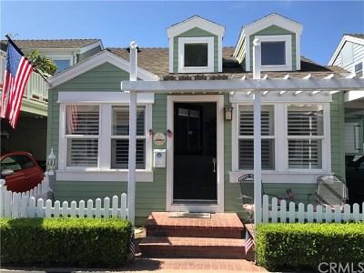 Newport Beach Mobile Home For Sale: 26 Bolivar Street
