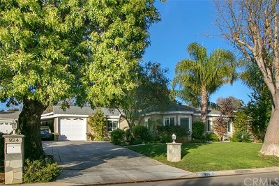 Costa Mesa Single Family Home Active Under Contract: 924 Dogwood Street