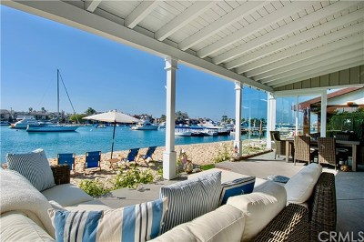 Newport Beach Rental For Rent: 62 Beacon Bay