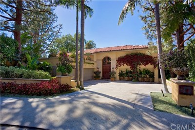 Big Canyon Custom (Bccs) Single Family Home For Sale: 7 Greenbriar Lane