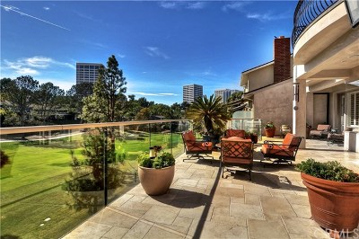 Newport Beach Single Family Home For Sale: 3 Rue Du Parc
