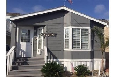 Newport Beach Mobile Home For Sale: 37 El Paseo Street