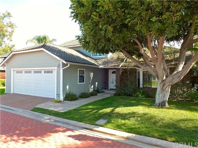 Costa Mesa Single Family Home For Sale: 2262 Heritage Drive